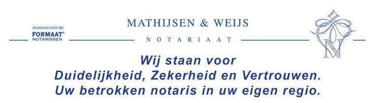 Mathijsen en Weijs